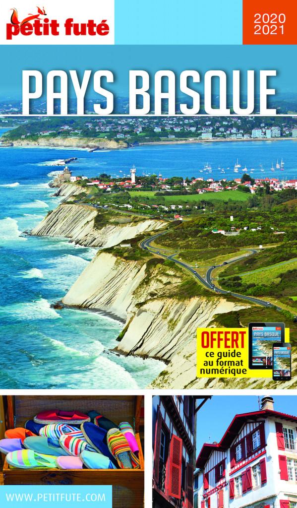 Guide Touristique Petit Fute Pays Basque Edition 2020