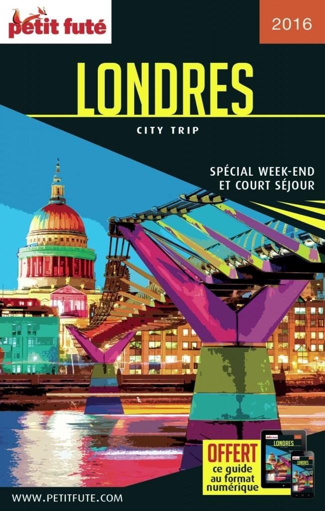 Petit Futé - Londres City Trip ( 2016 )