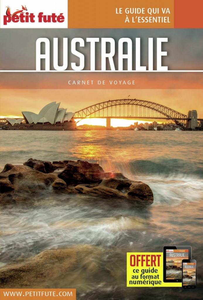 Australie carnet de voyage petit futé 2017.
