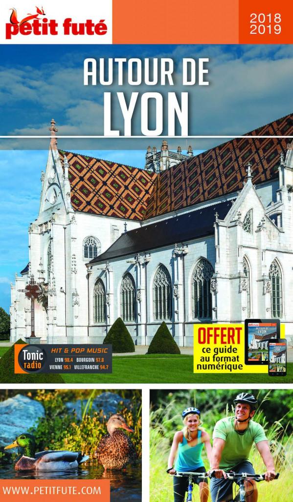 Guide Touristique Petit Futé Autour De Lyon édition 20182019