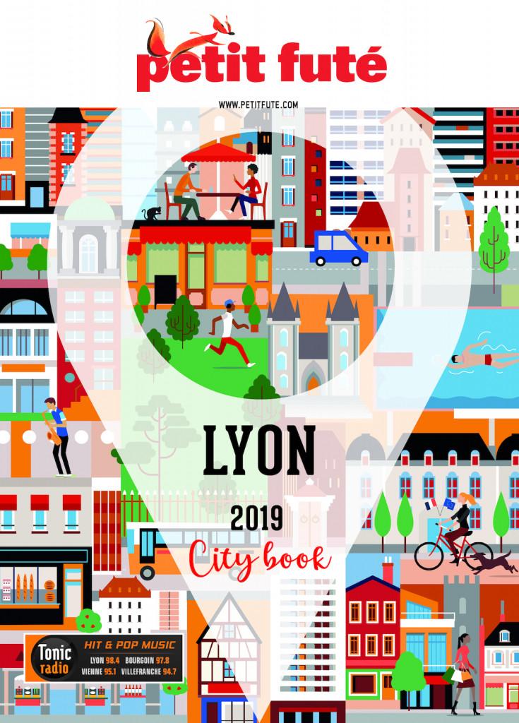 Guide Touristique Petit Futé Lyon édition 2019