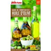 GUIDE DE L'AMATEUR D'HUILE D'OLIVE 2020