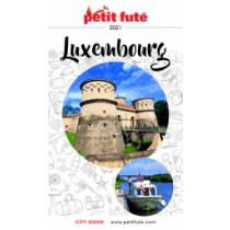 LUXEMBOURG 2021 - Le guide numérique