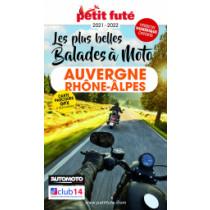 AUVERGNE-RHÔNE-ALPES À MOTO 2021/2022 - Le guide numérique