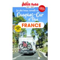 FRANCE EN CAMPING CAR ET VAN 2021/2022