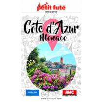 CÔTE D'AZUR - MONACO 2021 - Le guide numérique