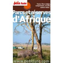 Parcs et réserves d'Afrique 2012