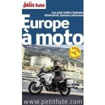 Europe à moto 2015