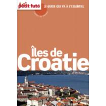 Îles de Croatie 2015 - Le guide numérique