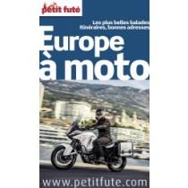 Europe à moto 2015 - Le guide numérique