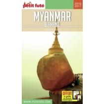 MYANMAR - BIRMANIE 2016/2017