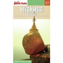 MYANMAR - BIRMANIE 2016/2017 - Le guide numérique