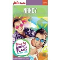 NANCY 2017 - Le guide numérique