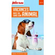 VACANCES AVEC OU SANS SON ANIMAL 2018 - Le guide numérique