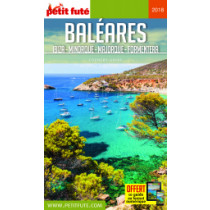 BALÉARES / IBIZA-MINORQUE-MAJORQUE-FORMENTERA 2018