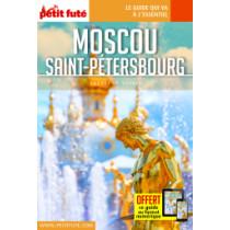 MOSCOU - SAINT PÉTERSBOURG 2018