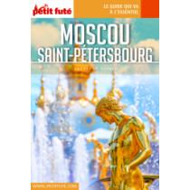 MOSCOU - SAINT PÉTERBOURG 2018 - Le guide numérique