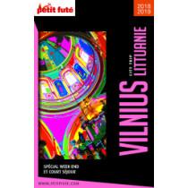 VILNIUS – LITUANIE CITY TRIP 2018/2019 - Le guide numérique