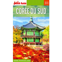 CORÉE DU SUD 2018/2019 - Le guide numérique