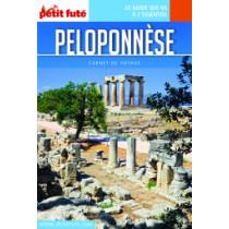 PELOPONNÈSE 2018/2019 - Le guide numérique