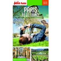 PARIS ÎLE DE FRANCE 2018/2019 - Le guide numérique