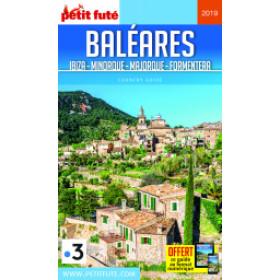 BALÉARES / IBIZA-MINORQUE-MAJORQUE-FORMENTERA 2019
