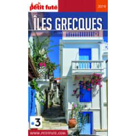 ÎLES GRECQUES 2019 - Le guide numérique