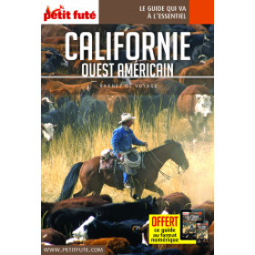 CALIFORNIE OUEST AMÉRICAIN 2020