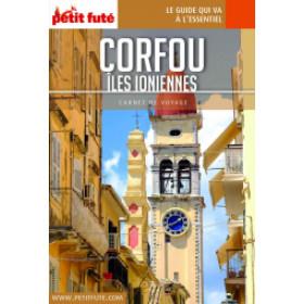 CORFOU / ILES IONIENNES 2020 - Le guide numérique