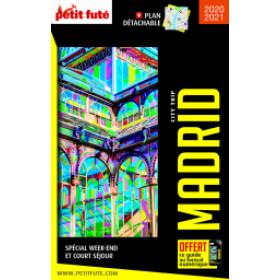 MADRID CITY TRIP 2021/2022