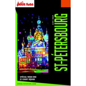 SAINT PÉTERSBOURG CITY TRIP 2022/2023 - Le guide numérique