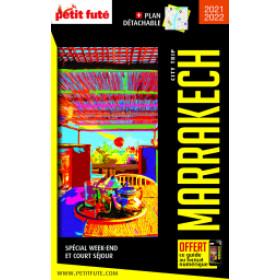 MARRAKECH CITY TRIP 2021/2022