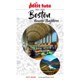 BOSTON NOUVELLE ANGLETERRE 2021/2022 - Le guide numérique