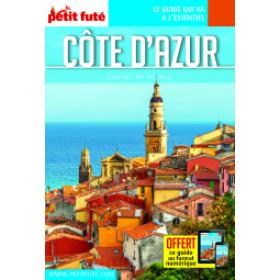 CÔTE D'AZUR 2021