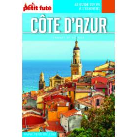 CÔTE D'AZUR 2021 - Le guide numérique
