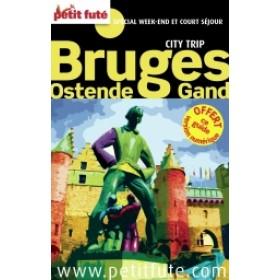 Bruges Gand Ostende City Trip 2015