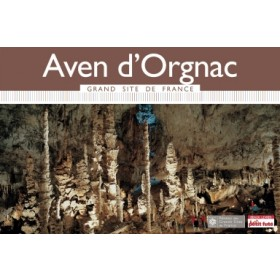 Aven d'Orgnac Grand Site de France 2015