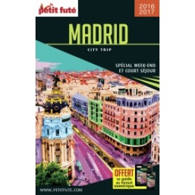 MADRID CITY TRIP 2016/2017