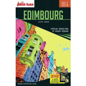 EDIMBOURG CITY TRIP 2017/2018