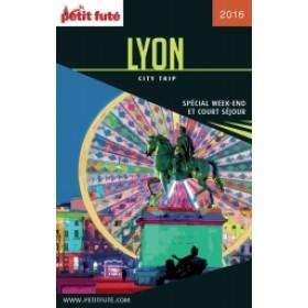 LYON CITY TRIP 2016 - Le guide numérique