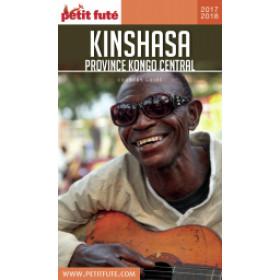 KINSHASA ET KONGO-CENTRAL 2017/2018 - Le guide numérique