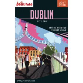 DUBLIN CITY TRIP 2017/2018 - Le guide numérique