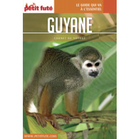 GUYANE 2017 - Le guide numérique