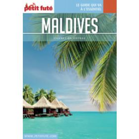 MALDIVES 2017 - Le guide numérique