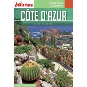 CÔTE D'AZUR 2017 - Le guide numérique