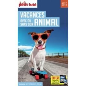 VACANCES AVEC OU SANS SON ANIMAL 2017/2018