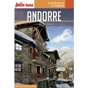ANDORRE 2017 - Le guide numérique