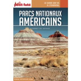PARCS AMÉRICAINS 2017 - Le guide numérique