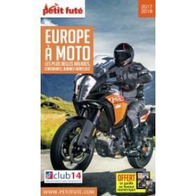 EUROPE À MOTO 2017/2018