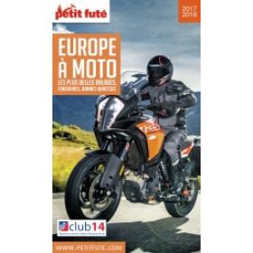 EUROPE À MOTO 2017/2018 - Le guide numérique